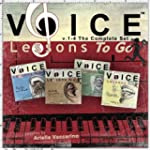 Voice Lessons To Go v.1-4 The Complet...
