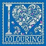 I Heart Colouring: Pretty Pocket Colouring