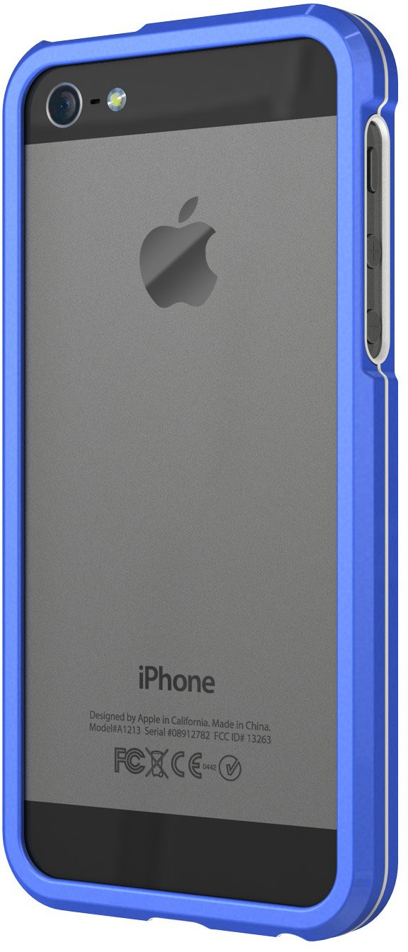 XtremeMac IPP ABN 23 Aluminum Border Case for iPhone 5Customer review and more information