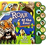 Roar at the Zoo Sound Book (Discovery Kids)