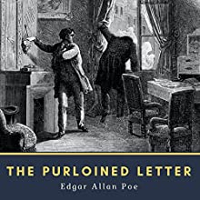 The Purloined Letter Audiobook by Edgar Allan Poe Narrated by James Christopher