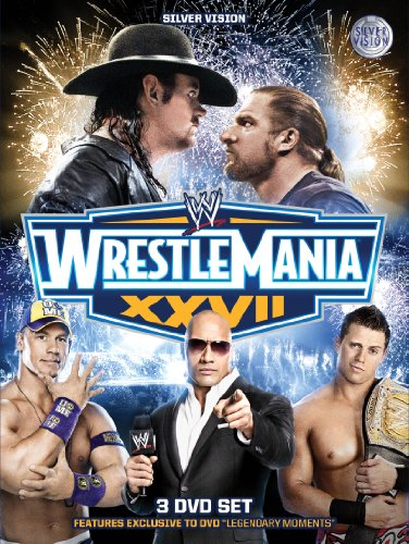 WWE - Wrestlemania 27 [DVD]