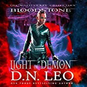 Light of Demon: Bloodstone Trilogy, Book 1 | D.N. Leo