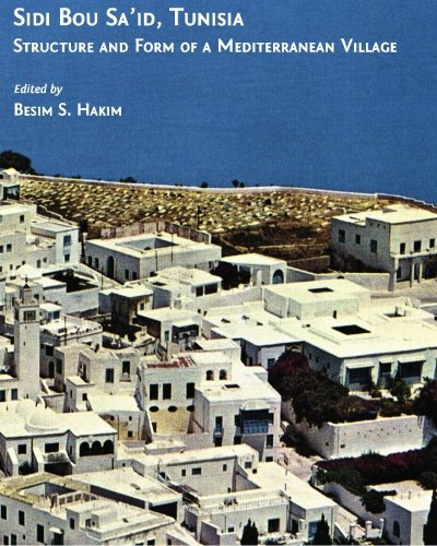 Sidi Bou Sa'id, Tunisia: Structure and Form of a Mediterranean Village