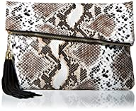MG Collection Foldover Clutch