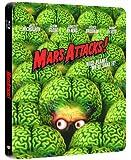 Mars Attacks! Steelbook édition limitée - Blu-Ray
