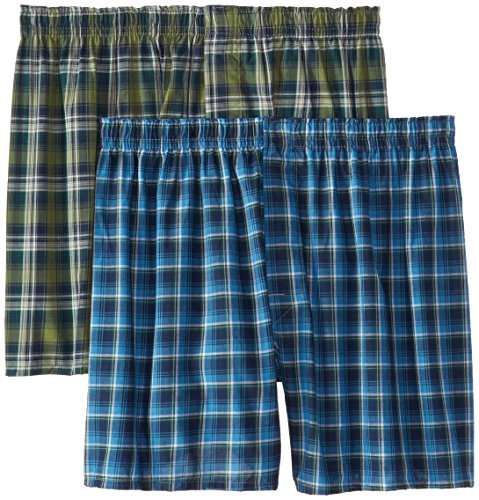 hanes-mens-tartan-boxers-with-comfort-flex-waistband-838vty-xl-tartan