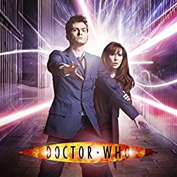 Doctor Who: The Complete Fourth Series [Blu-ray]