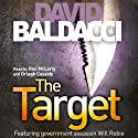 The Target Audiobook by David Baldacci Narrated by Orlagh Cassidy, Ron McLarty