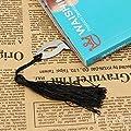 PhilMat Music Note Alloy Lesezeichen Document Buch Markierung Etikettenpapierwaren von Phil Mat BG auf Gartenmöbel von Du und Dein Garten