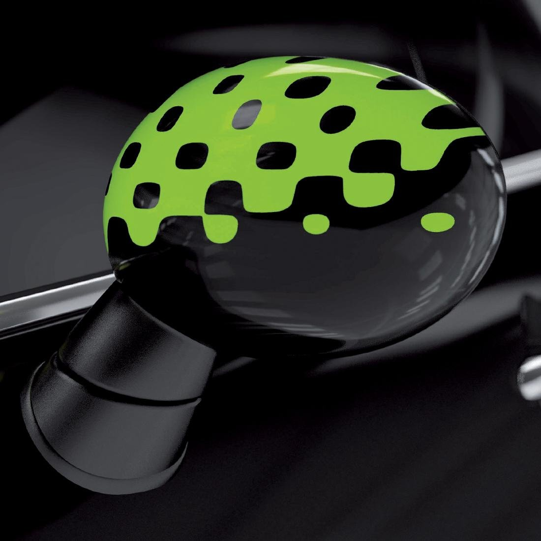 MINI F56 2014 Exterior Mirror Caps Vivid Green Covers