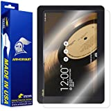 ArmorSuit ASUS Transformer Pad Tablet TF103C/MG103C Screen Protector Max Coverage MilitaryShield Screen Protector For ASUS Transformer Pad Tablet TF103C/MG103C - HD Clear Anti-Bubble (Color: Clear)