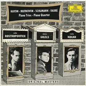 """Beethoven: Piano Trio No.7 In B Flat, Op.97 """"Archduke"""" - 1. Allegro moderato"""