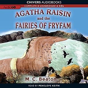 Agatha Raisin and the Fairies of Fryfam Audiobook