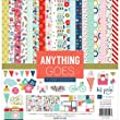 Echo Park Paper Company Anything Goes Collection Kit