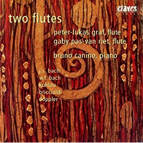 Duo Concertant for Two Flutes in F Major, Op. 100, No. 2: Allegretto