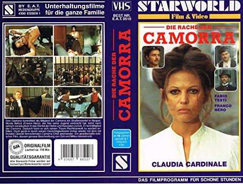 Die Rache der Camorra [VHS]