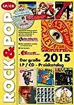 Der gro�e Rock & Pop LP / CD Preiskat...