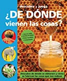 De donde vienen las cosas? (Descubre y juega) (Spanish Edition)