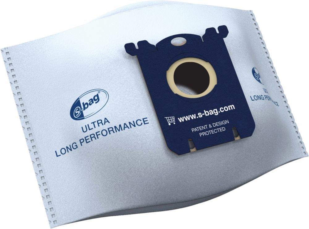 Philips FC8027/01 - Bolsa desechable con materiales sintéticos para obtener un rendimiento y filtrado óptimos, sistema de cierre higiénico para desecharla fácilmente   Comentarios y más información