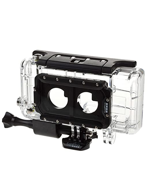 GoPro DHS Système Dual Hero Boîtier étanche pour Caméscope HERO3+