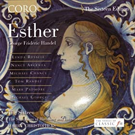 Arioso - Jehovah, crow'nd with glory bright: Handel: Esther