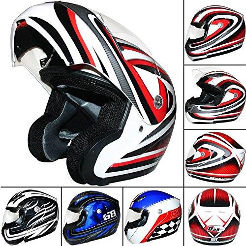 dak-ff936-flip-up-front-helmet-white-red-m-scooter-motorbike-motorcycle-crash-helmet