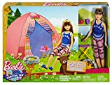 Barbie Camping Fun Tent, Skipper Doll and Accessories - NEW For 2016