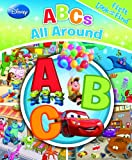 First Look and Find: Disney Pixar ABCs all around