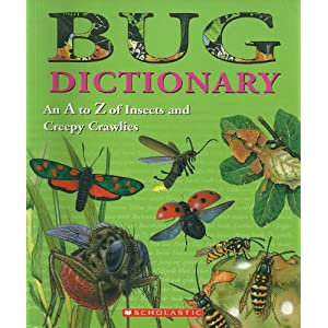 Bug Dictionary (An A to Z of Insects and Creepy Crawlies)