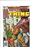 Marvel Two-In-One #70 (A Moving Experience)