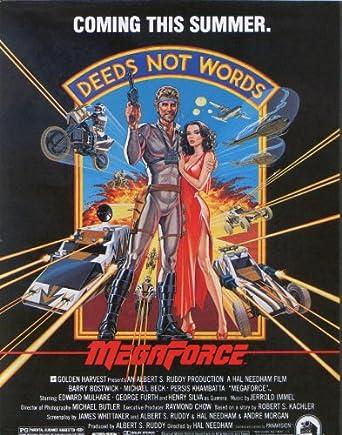 Barry Bostwick Persis Khambatta MegaForce ad 1982 at ...
