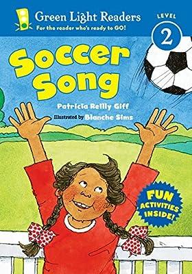 Soccer Song: Green Light Readers, Level 2