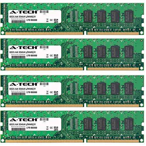 8GB KIT (4 x 2GB) For Dell Inspiron Desktop Series 560 560s 570 580 580s I580. DIMM DDR3 NON-ECC PC3-8500 1066MHz RAM Memory. Genuine A-Tech Brand. by A-Tech Components [並行輸入品]