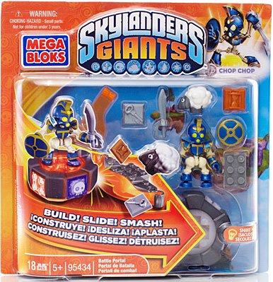 Mega Bloks  Skylanders  Chop Chop's Battle Portal - 1