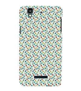 EPICCASE glittery pieces Mobile Back Case Cover For YU Yureka Plus (Designer Case)