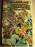img - for Teenage Mutant Ninja Turtles Adventures: The Future Shark Trilogy; Future Tense, Part 1 of 3 (Issue No. 42) book / textbook / text book