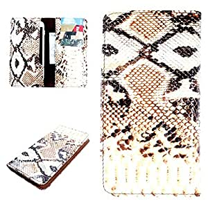 DooDa PU Leather Case Cover For iBall Andi 4.6 K6