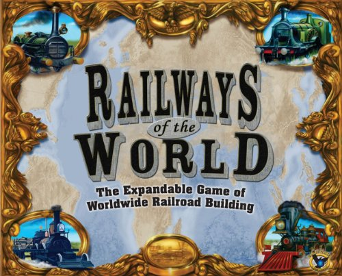 Railways of The World Board Game