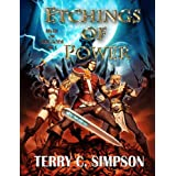 Etchings of Power (Aegis of the Gods Book 1)by Terry C. Simpson