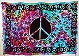 Large Peace Sarong
