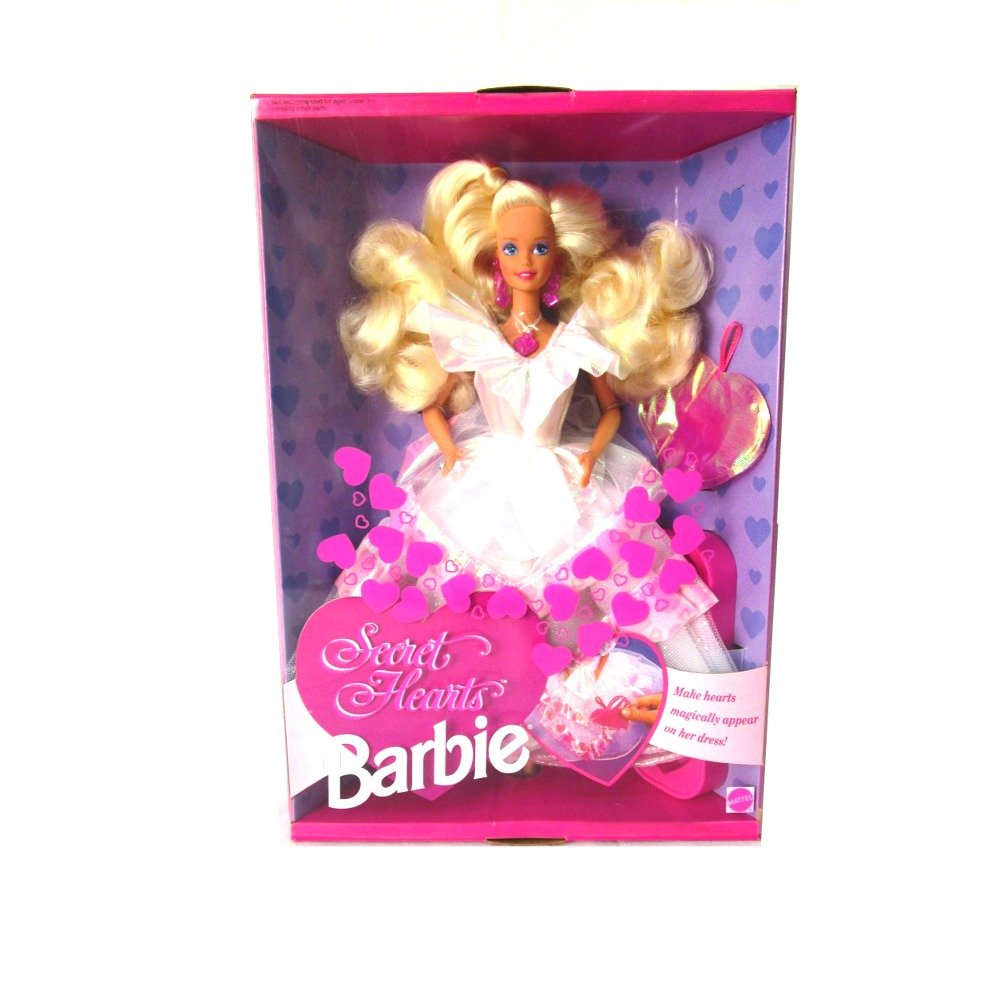 Secret Hearts Barbie 1992/ Pink Label/ NRFB günstig bestellen