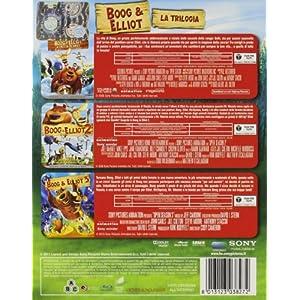 Boog & Elliot - La trilogia [Blu-ray] [Import italien]
