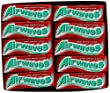 Wrigley Airwaves Cherry Menthol Flavour Sugarfree Chewing Gum 15 g (Pack of 30)