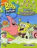 echange, troc Nickelodeon - Bob l'éponge : Bos s'amuse : Jeux et autocollants
