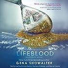 Lifeblood: An Everlife Novel, Book 2 Audiobook by Gena Showalter Narrated by Emma Galvin, Zachary Webber, Barrie Kreinik