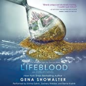 Lifeblood: An Everlife Novel, Book 2 | Gena Showalter