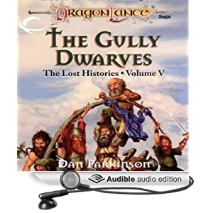 Amazon Com The Gully Dwarves Dragonlance Lost Histories border=