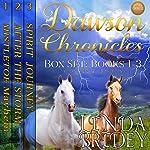 Dawson Chronicles Box Set, Books 1 - 3: Historical Western Cowboy Romance Bundle | Linda Bridey
