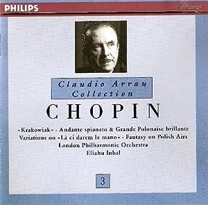 Claudio Arrau Collection Vol. 3 - Chopin